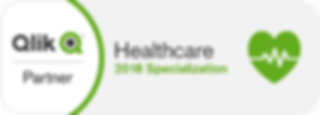 Qlik Partner Healthcare specialization