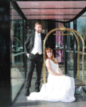 CARRIERE mariage, coordonnez vos tenues