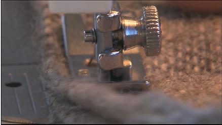 Sewing Jacob Wool