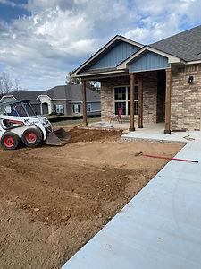 New Construction Landscape Bobcat.jpeg