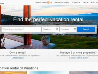 airbnbの競合の台頭について