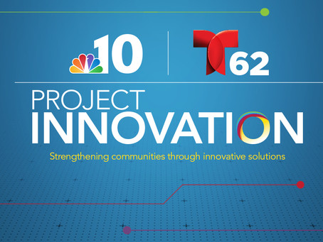 NBC10, Telemundo62 and Comcast NBCUniversal Foundation award $15,000 in Project Innovation grant fun
