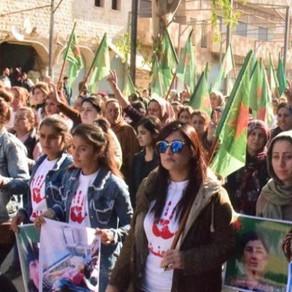 Sexualisierte Gewalt auf Kurd*innen durch Besatzungstruppen