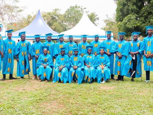18 Graduate from Hope Training Institute