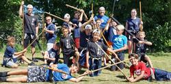 2019 Karate Summer Camp