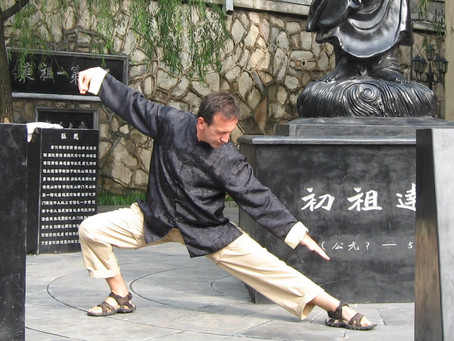 Tai Chi is back in Elmira!