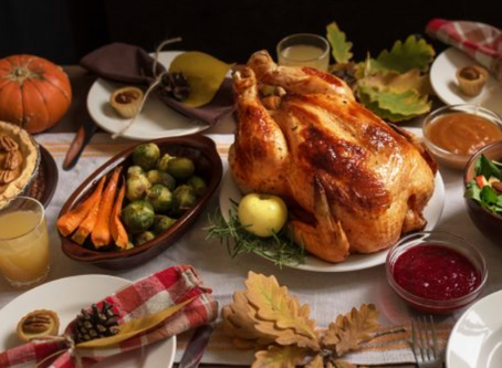 Intermittent Fasting during Thanksgiving? I don't think so.