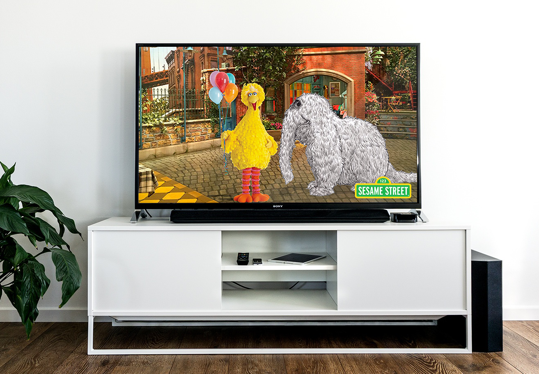 TV Sesame Street