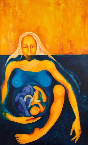 The Matriarch in Water