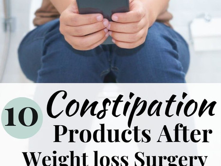 10 Proven Constipation Solutions after Weight Loss Surgery