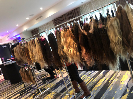 """A Glimpse Into  """"The Hair Mama Trunk Show"""""""