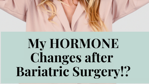 How I fixed my Hormones after Bariatric Surgery.. A sneak PEEK of my visit for HRT Pellets...