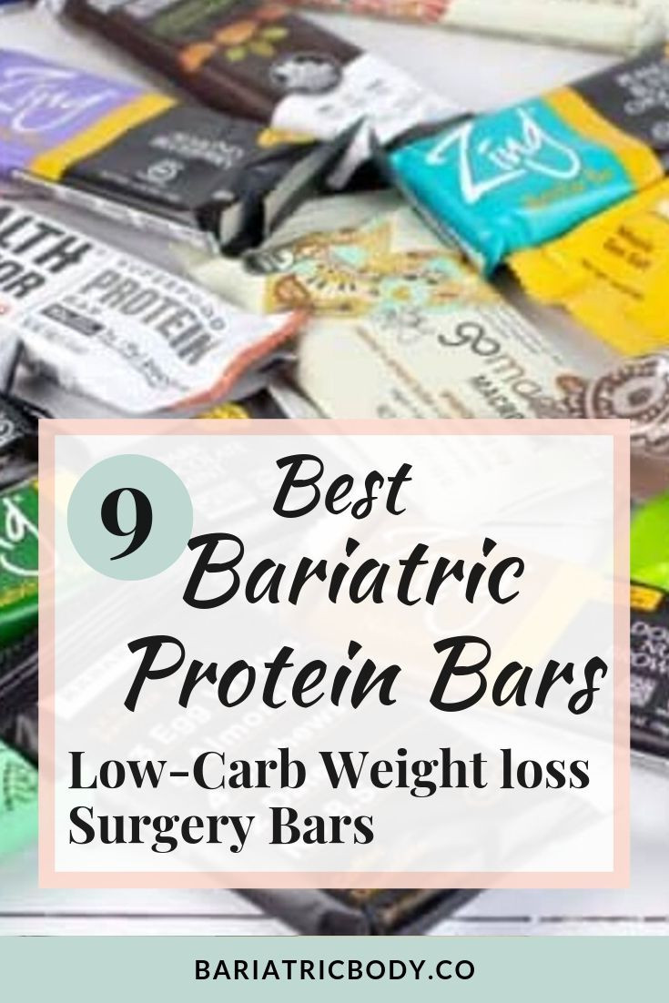 Are you searching for the best protein bars after bariatric weight loss surgery? After surgery you will need to have some bars on hand especially for when you are in a hurry or you may miss a meal. I listed my favorite low carb protein bars and meal replacements for anyone who had bariatric surgery. I searched high and low and taste tested lots of bars. My go to bar is…. #proteinbar #lowcarbbar #gastricsleeve #VSG #bariatric