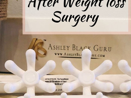 What happened when I used Fascia Blaster after Bariatric Weight loss Surgery. My Unexpected results.