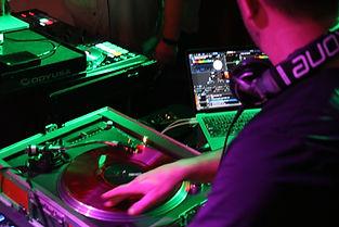 DJ BTK at My RFeno Event