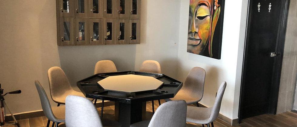 Mesa de Paco.
