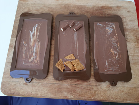 """""""Chocolate Is Great..."""" - Our First Failure"""