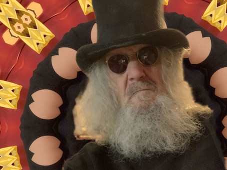 """September 18, 2021 ~ Introducing """" The Mad Banker Wizard """" it took me 6 days of processing, my MIND"""