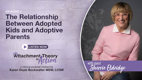 Sherrie Eldridge: The Relationship Between Adopted Kids and Adoptive Parents