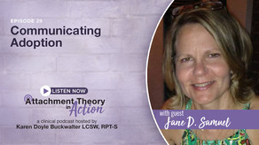 Jane D. Samuel on Communicating Adoption