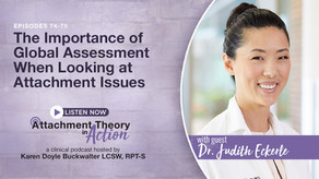 Dr. Judith Eckerle on The Importance of Global Assessments When Looking at Attachment Issues