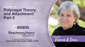 Deborah A. Dana: Polyvagal Theory and Attachment - Part 2