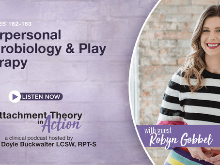 Robyn Gobbel: Interpersonal Neurobiology and Play Therapy