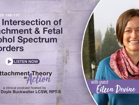 Eileen Devine: The Intersection of Attachment & Fetal Alcohol Spectrum Disorders