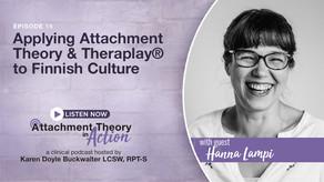 Hanna Lampi: Attachment Theory in Finland