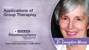 Dr. Evangeline Munns: Applications of Group Theraplay