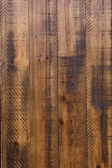 Wide plank Norway Pine Floor