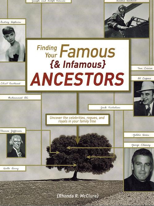 Finding Your Famous (& Infamous) Ancestors
