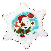 Bella Bakery Christmas Puppy  - Sofi Bakery USA