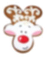 Bella Bakery Rednose Reindeer - Sofi Bakery USA