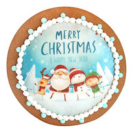 Bella Bakery Merry Christmas  - Sofi Bakery USA