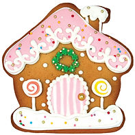 Bella Bakery Gingerbread House - Sofi Bakery USA