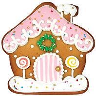 Bella Bakery Gingerbread House - Sofi Bakery USA