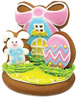 Bella Bakery Easter Bunny House - Sofi Bakery USA