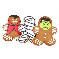 Bella Bakery Kid Halloween Figures- Sofi Bakery USA