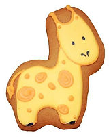 Bella Bakery Kid Giraffe - Sofi Bakery USA