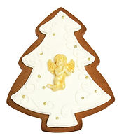 Bella Bakery Christmas Angel - Sofi Bakery USA