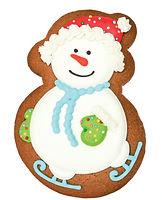 Bella Bakery Snowman - Sofi Bakery USA