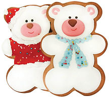 Bella Bakery Gingerbread Bears - Sofi Bakery USA