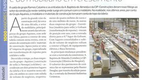 Grupo Aquinos com 3 empresas no Top 10 das 1000 Maiores Empresas do Centro, no seu setor