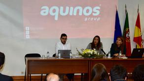 """Aquinos presente no Seminário """"A Internacionalização da Indústria Portuguesa"""""""