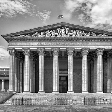National Museum (Budapest, 2020)