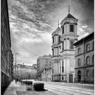 Margit Boulevard (Budapest, 2020)