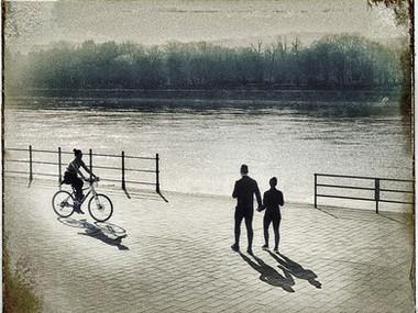 Sunset Stroll (Budapest, 2020)