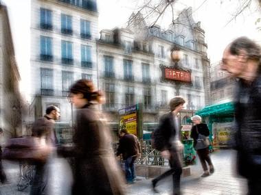 Pirouette (Paris, 2006)