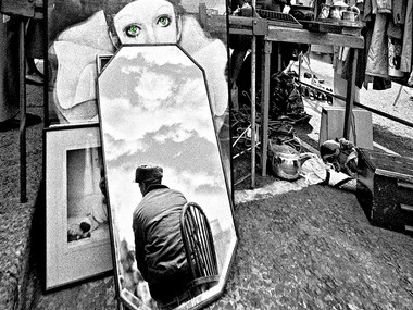 Reflection in Gray (London,1972)